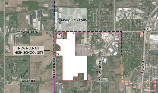 Town of Neenah Land - SOLD