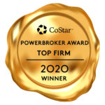 Powerbroker Award Top Firm 2020 Winner